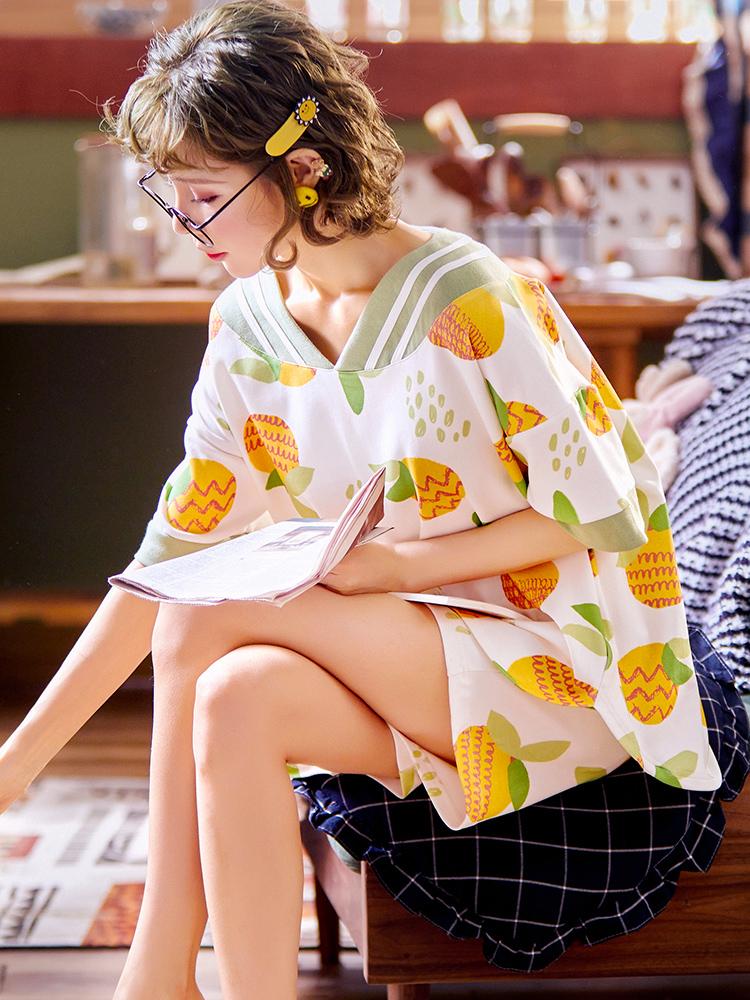 内衣-纯棉睡衣主题优惠券